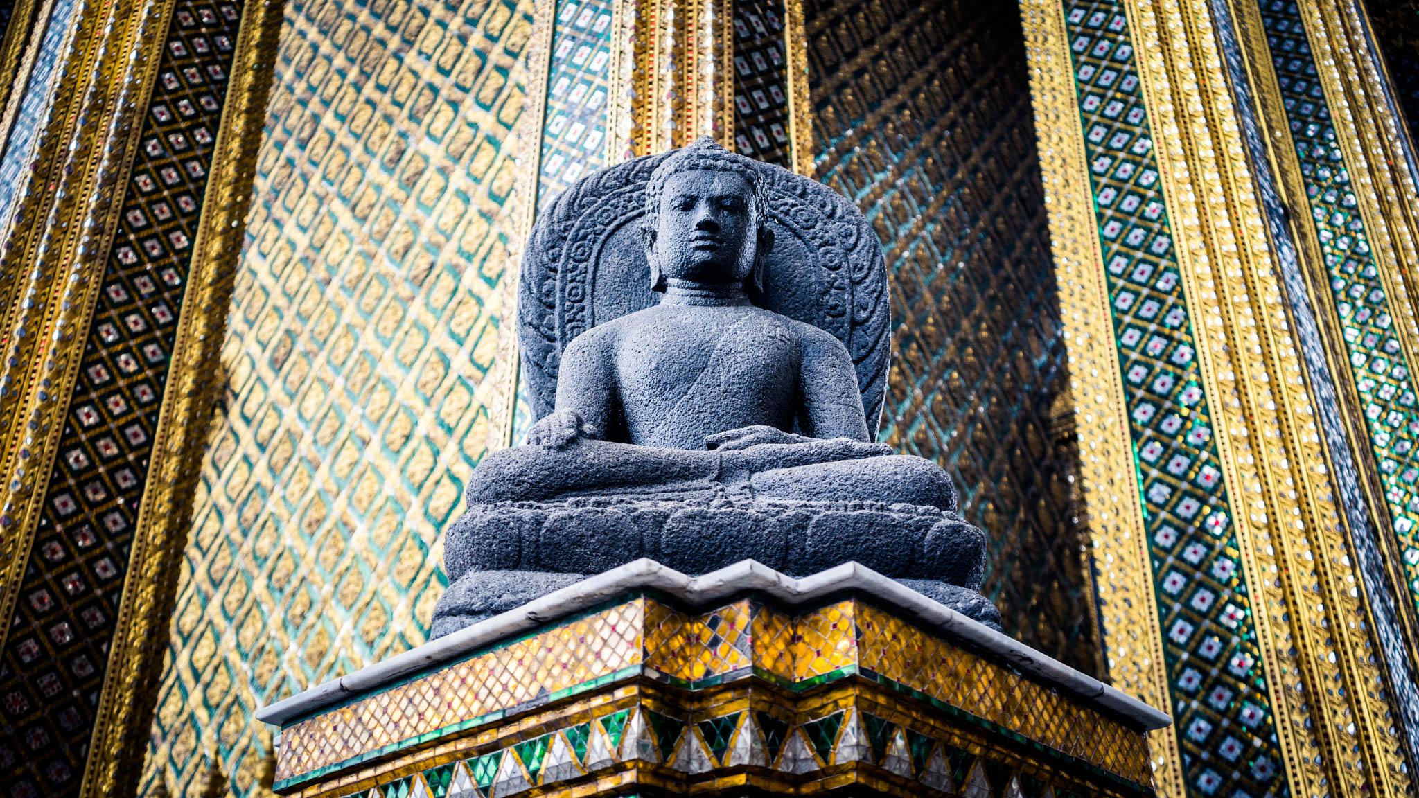 Wat Phrakaew Bouddha