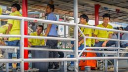 Etudiants bangkok