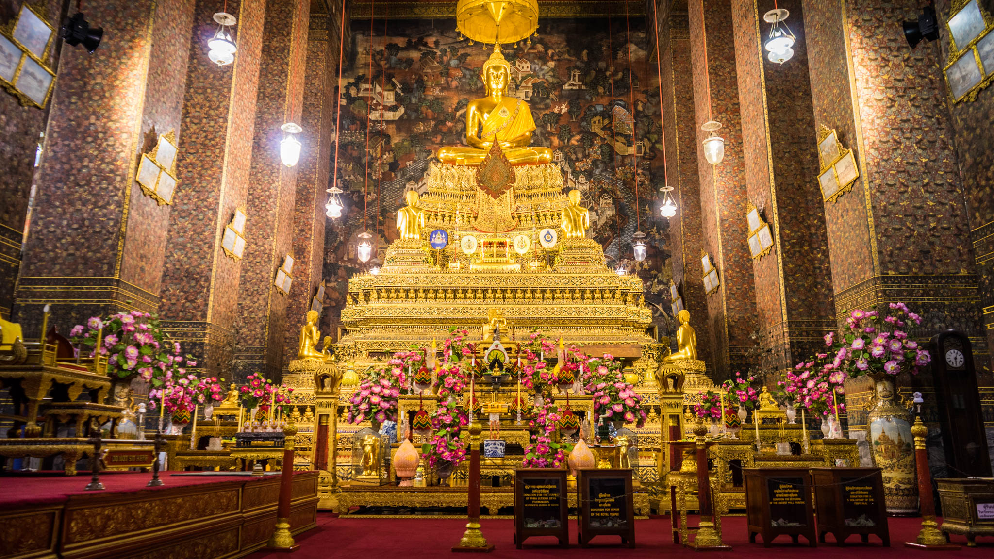 Grand Bouddha Wat Pho