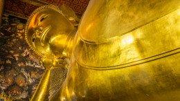 Bouddha allongé Wat Pho