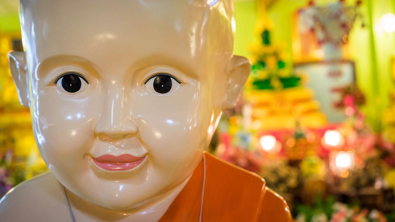 Wat Tha Ka Rong Ayutthaya