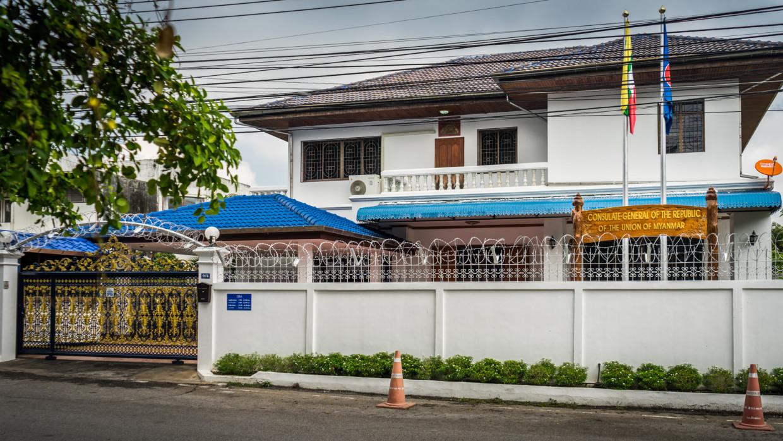 Consulat Birmanie Chiang Mai