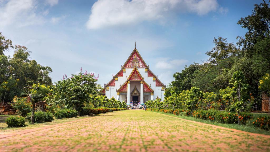 temple Ayutthaya