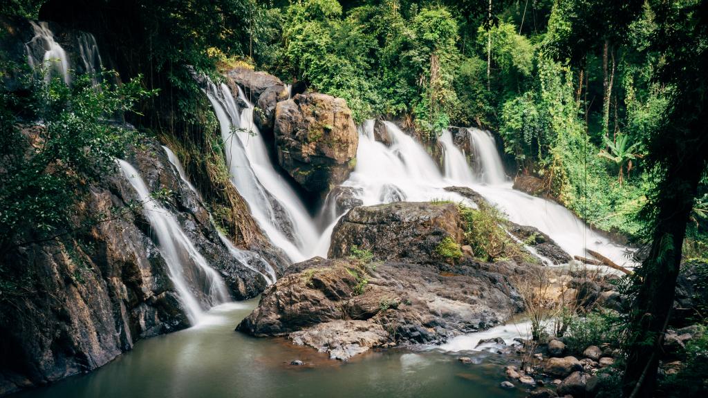Cascade vers ban rak thaï