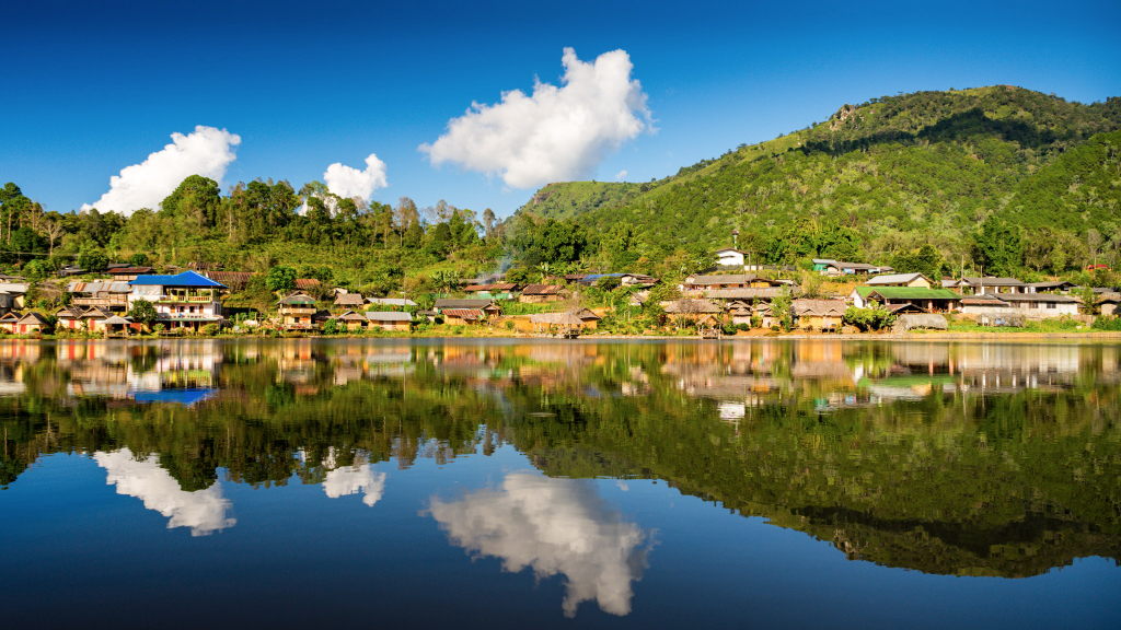 Lac ban rak thaï