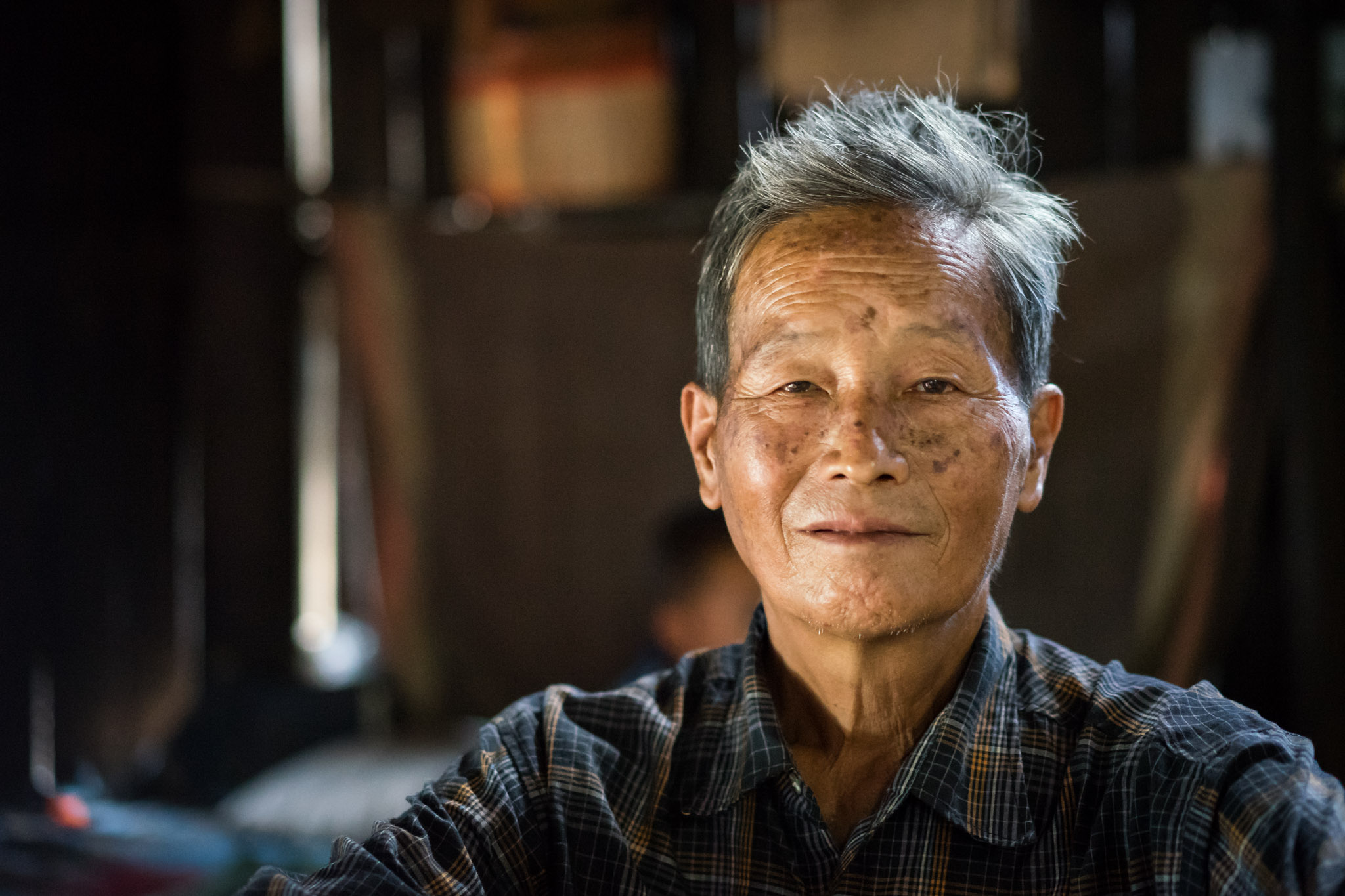portrait Mae Hong Son