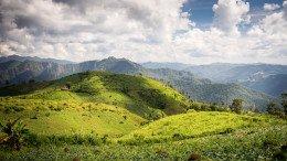 Paysage thaïlande