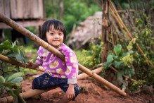 Petite fille karen