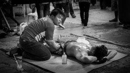 Thaphae Stadium massage