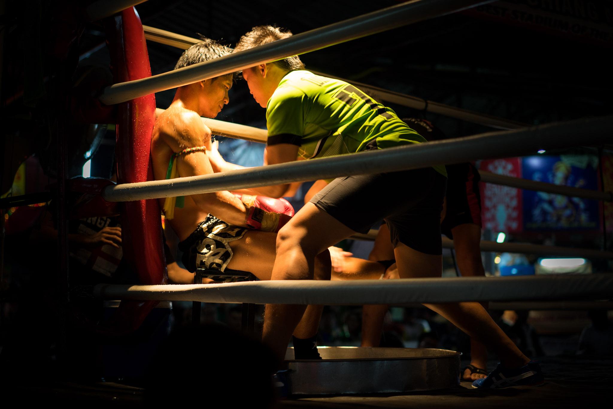 boxe thaïlandaise