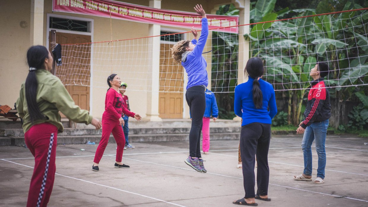 Volley-Ball au Vietnam
