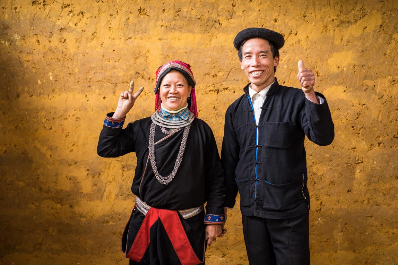Couple Dao à Ha Giang