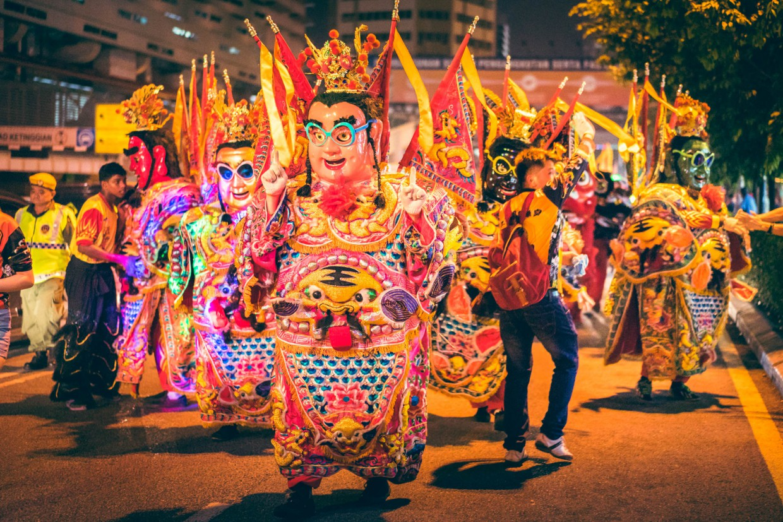 nouvel an chinois Kuala Lumpur