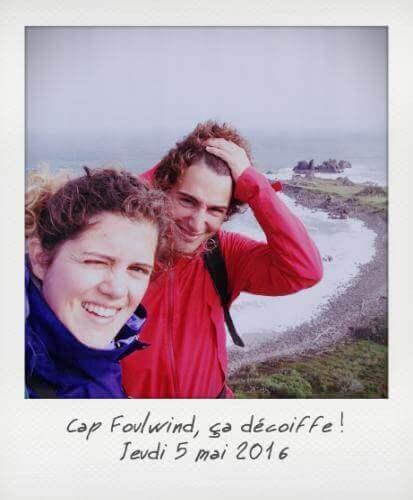 Cap Foulwind, ça decoiffe