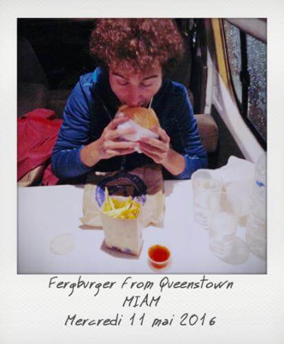 Fergburger Alexis