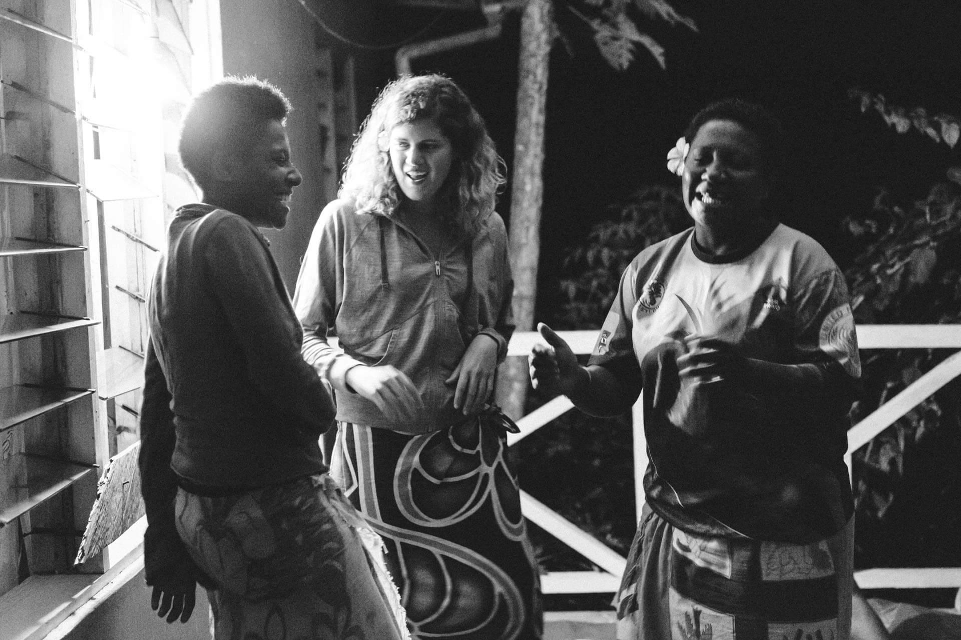 Soirée Kava à Nagigi vlillage fidji