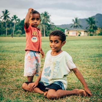 I'm lovin'it, version fidjienne