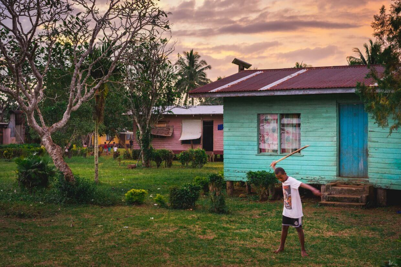 Village Fidji