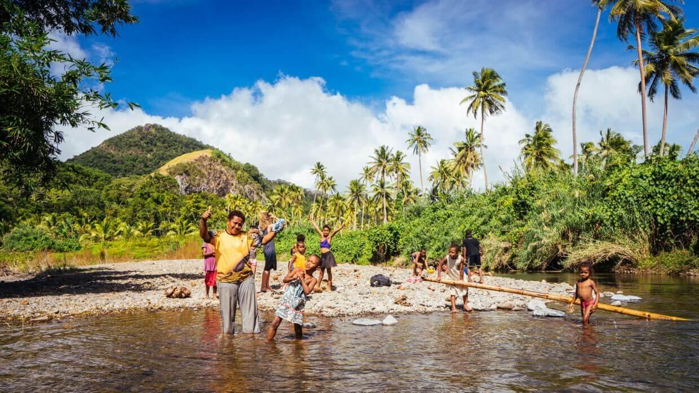 Rivière Fidji