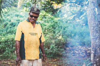 Chef fidjien