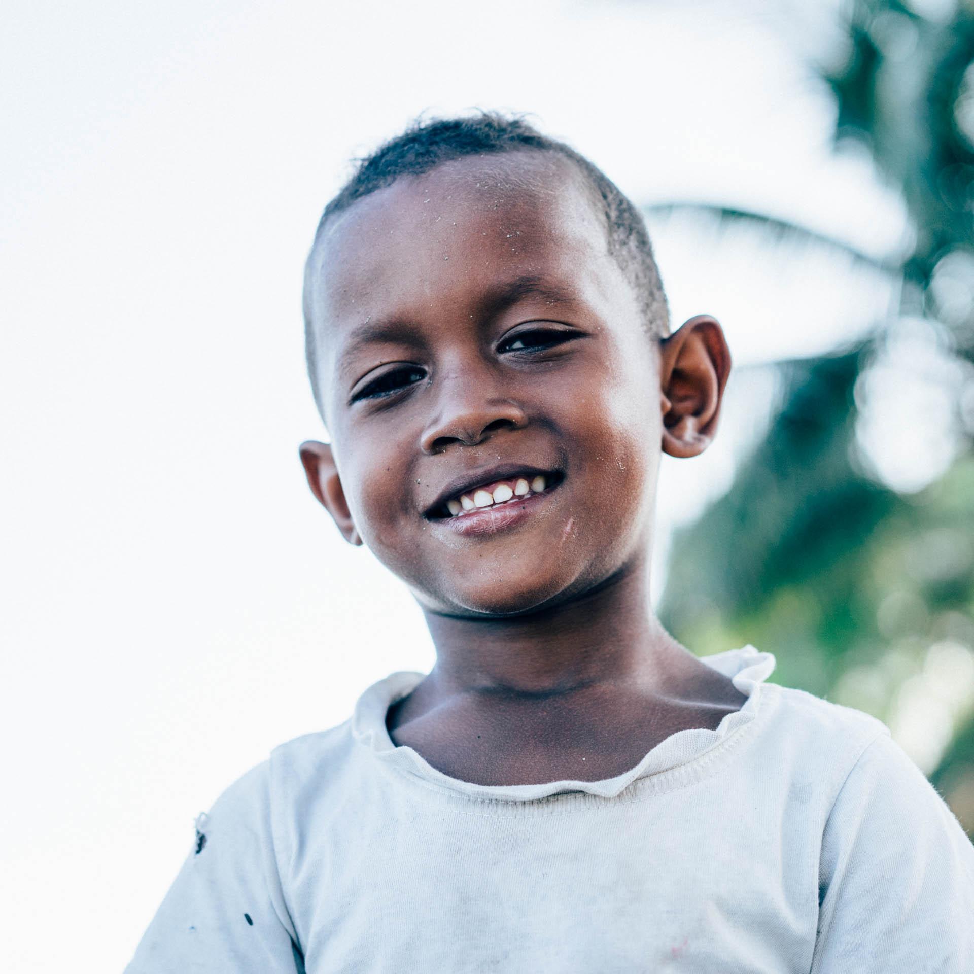 Enfant Fidjien