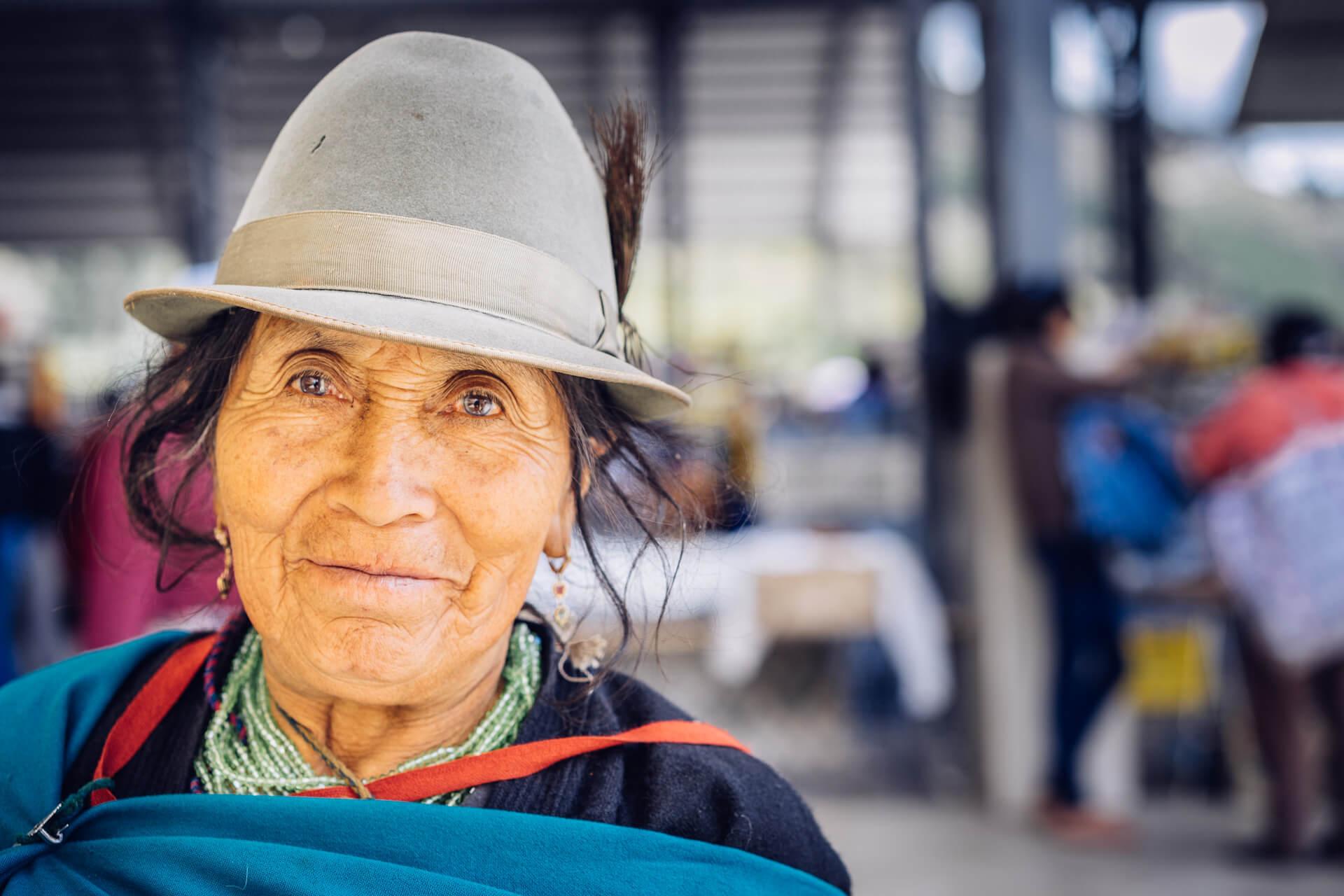 Marché de Cajabamba
