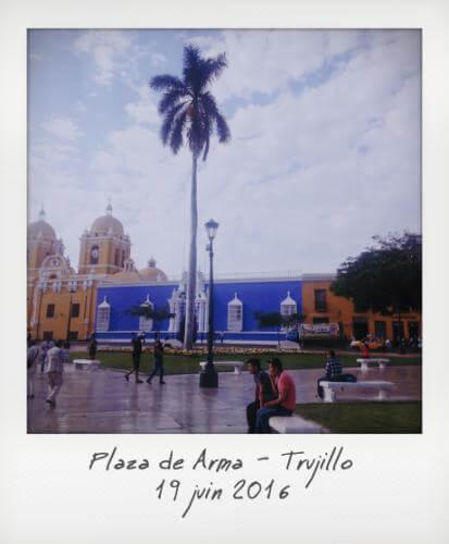 Plaza de Arma Trujillo
