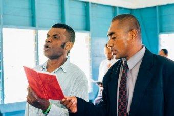 Chant de messe fidjien