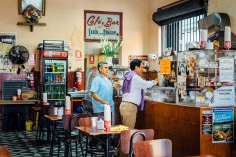 Café à Lima