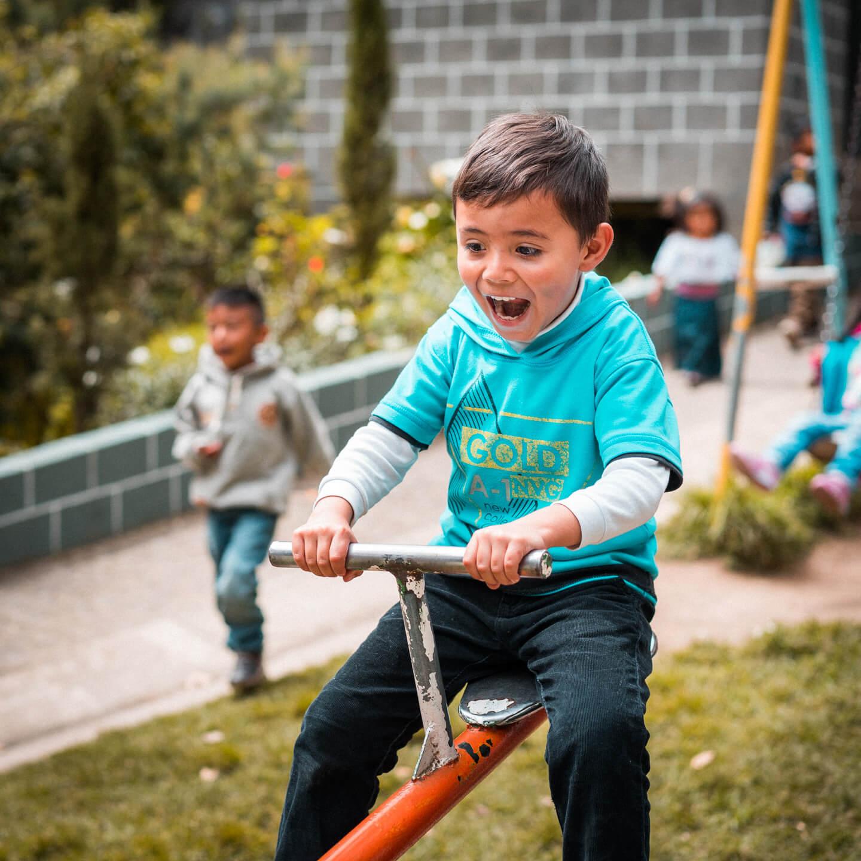 Jeux d'enfants, Ipiales
