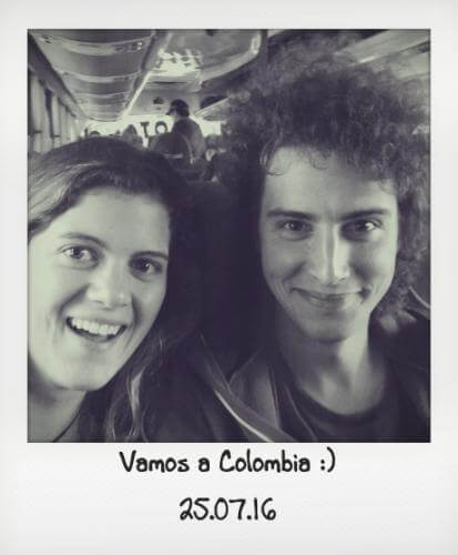 Vamos a Colombia