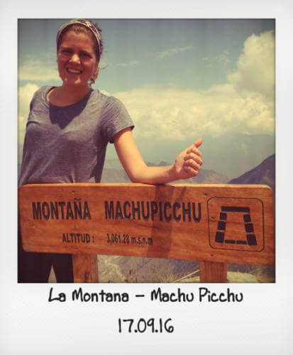 La Montana Macchu Pichu