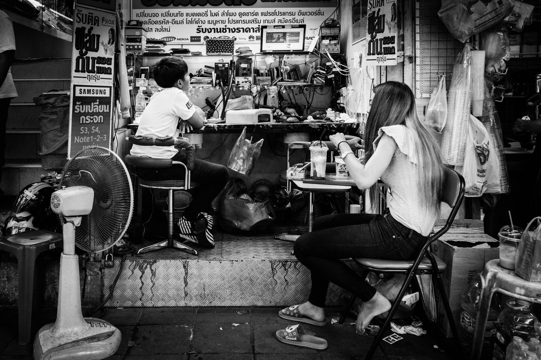 Atelier Soudure Bangkok