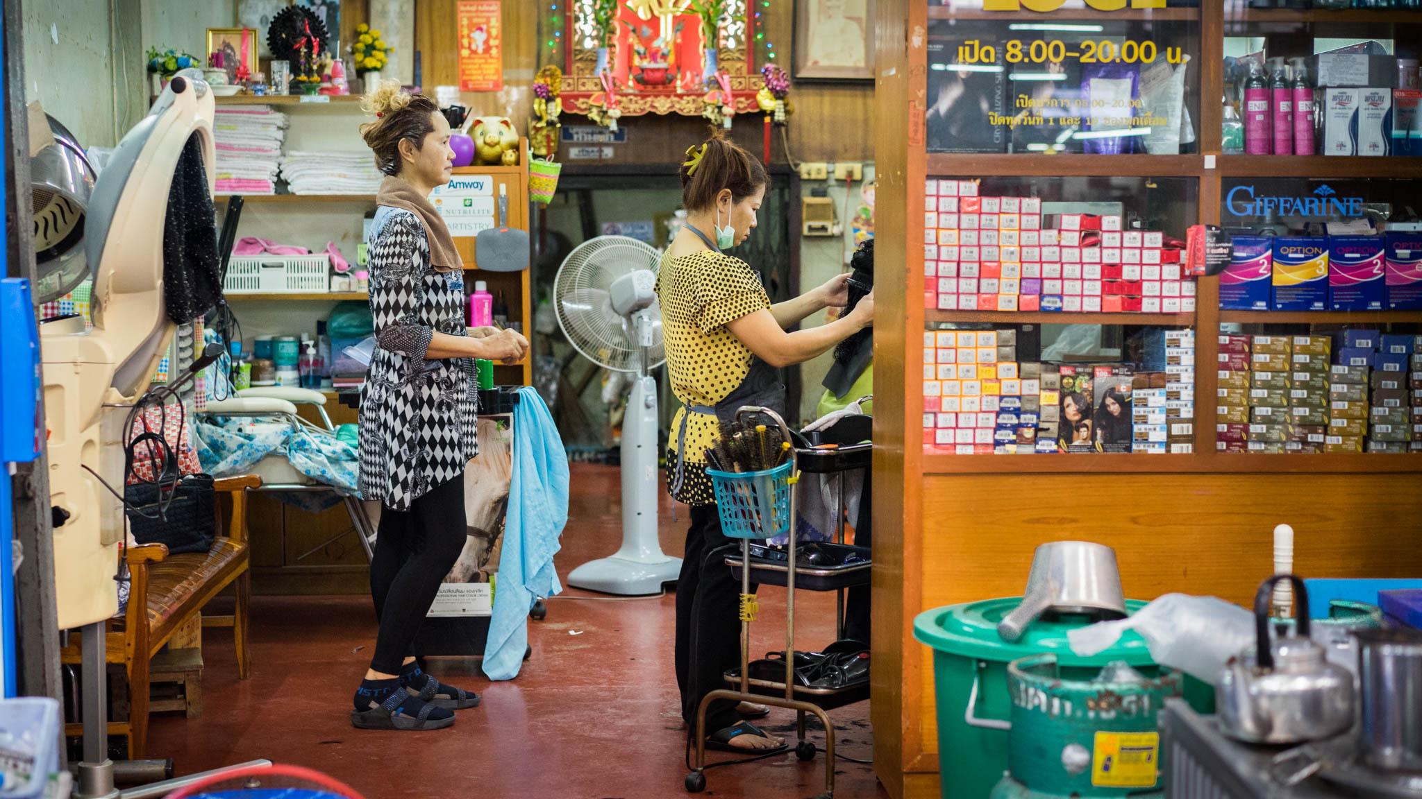 Coiffeur Bangkok