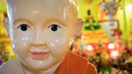 Bouddha plastique WAT THA KA RONG