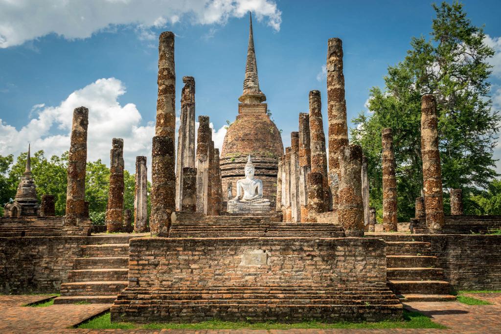 Wat Sa-Si Sukhothaï