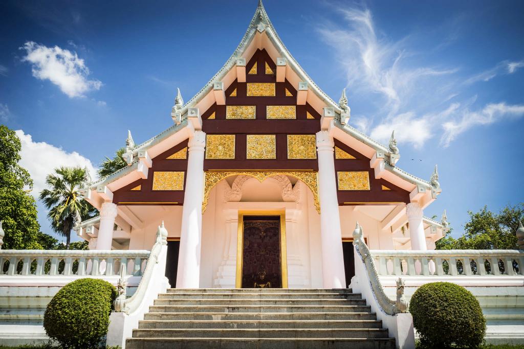 Temple sukhothaï