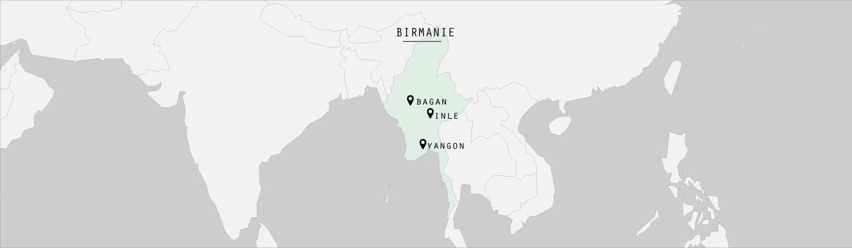 Bagan-et-Inle