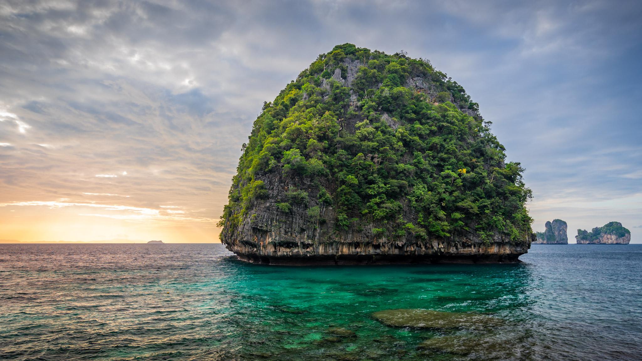 ile thaïlande