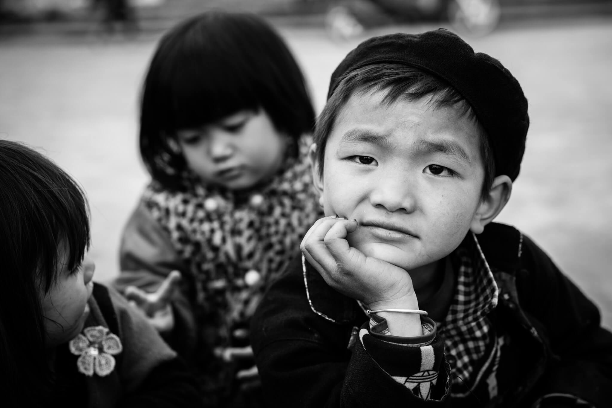 Enfant Ha Giang