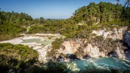 Lacs volcaniques de Waiotapu