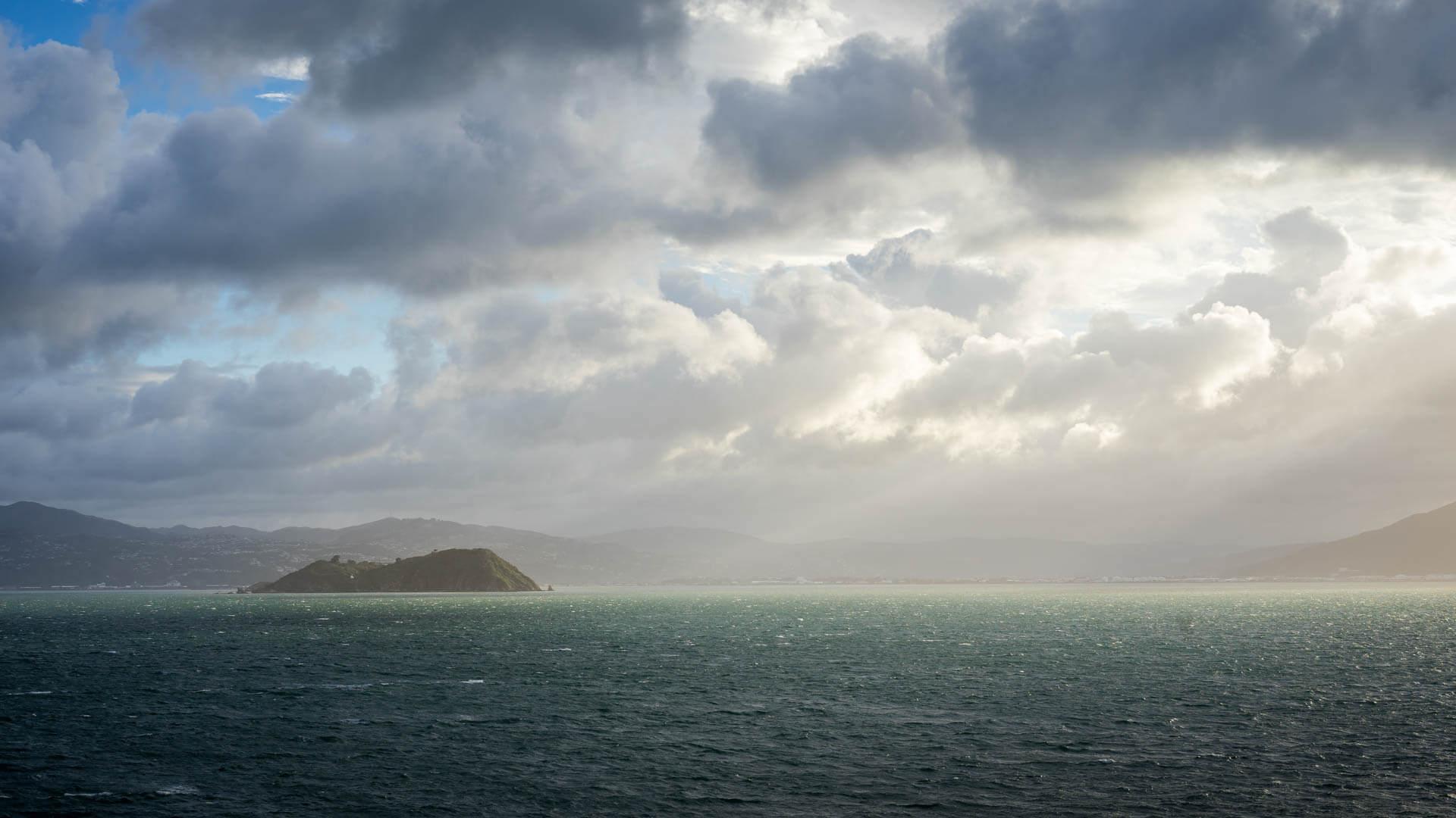 Ferry Wellington Picton