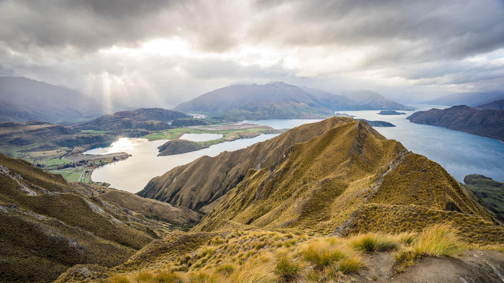 Rob Roy Peak, Wanaka