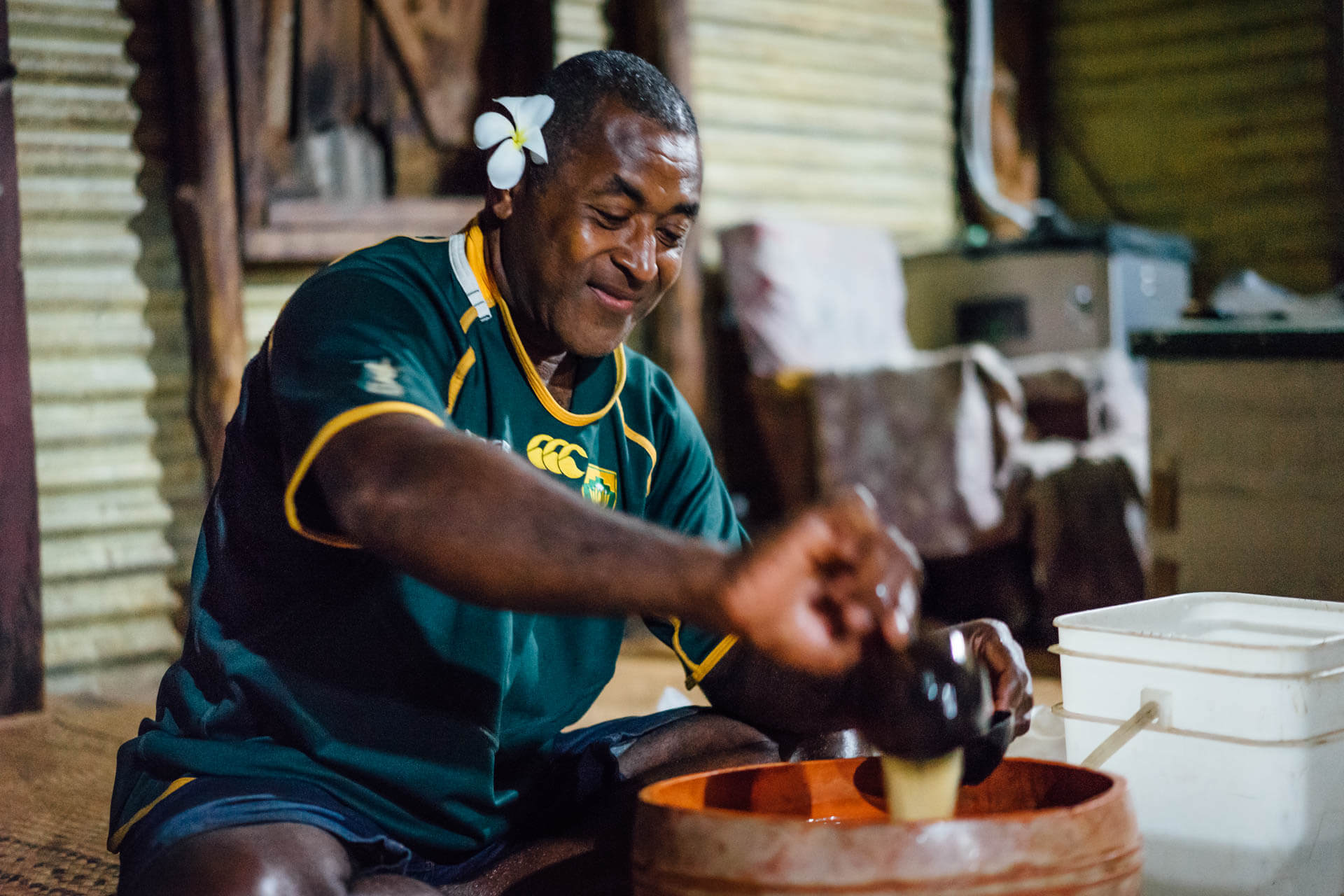 Cérémonie du Kava Fidji