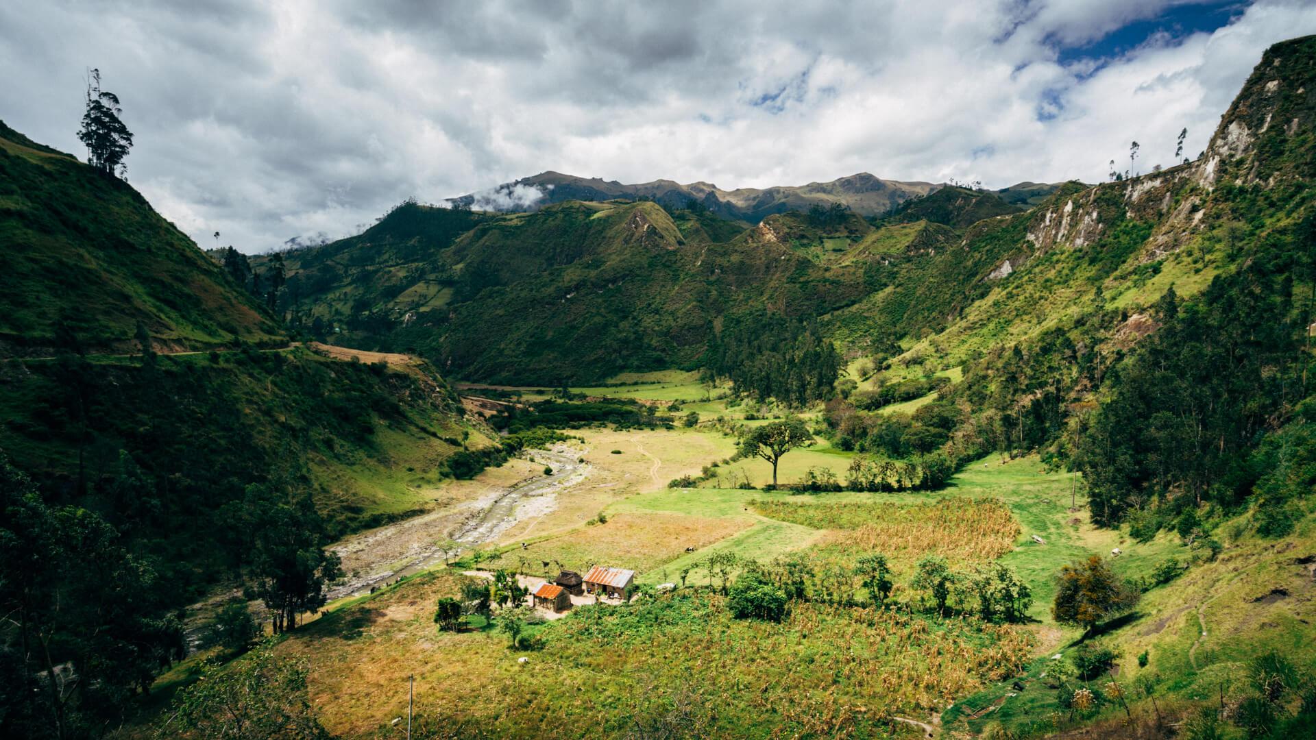 trek de quilotoa