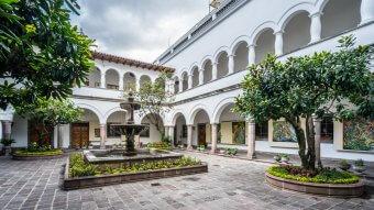 Palais présidentiel, Quito