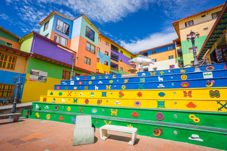 Place de Guatape